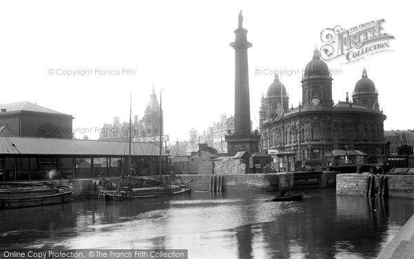 Read About The History Of Kingston Upon Hull And See