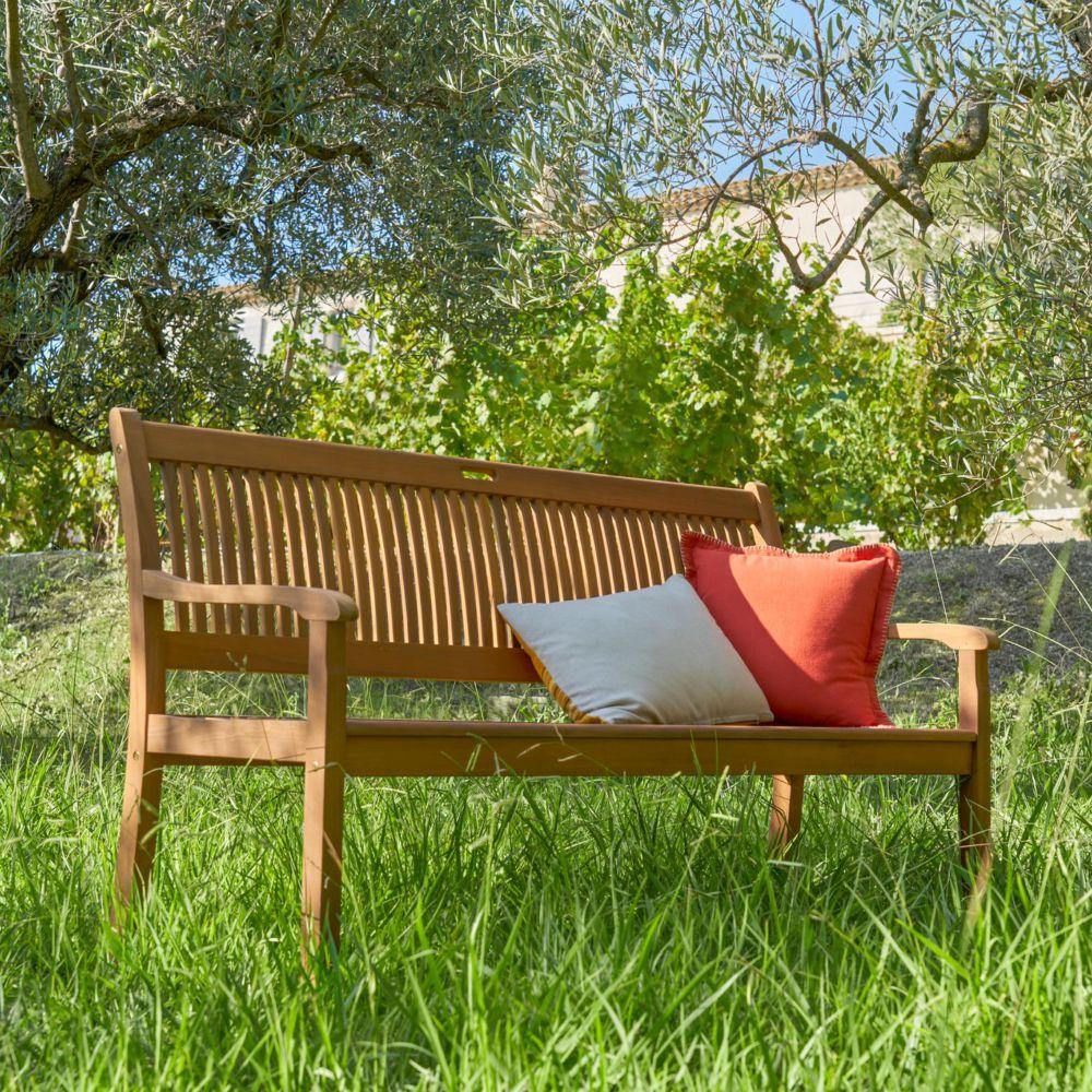 banc amadeo bois l158 cm