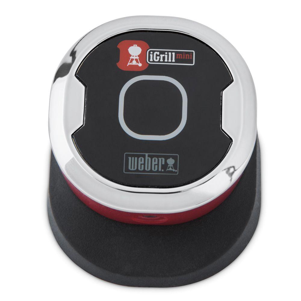 thermometre igrill mini pour barbecue weber