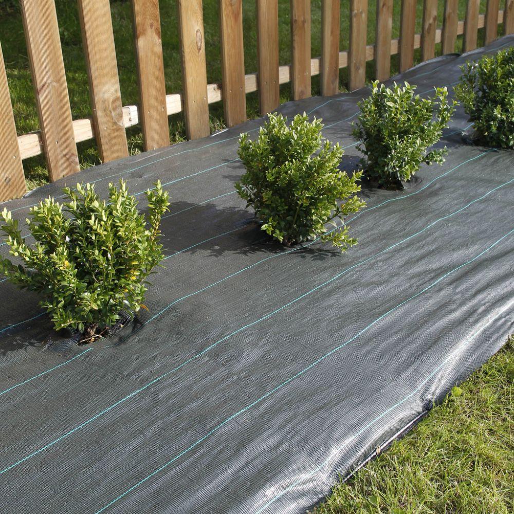 toile de paillage vert weedsol 1 50 x 100 m nortene