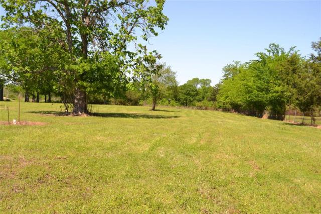 NICE HOME SITE!  This 1.74 acre tract is the perfect place to build your home in Lovelady ISD. The property is mostly open with several large trees. All utilities are in place and there is a septic system. Call us today to see!