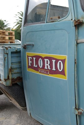 Florio delivery vehicle