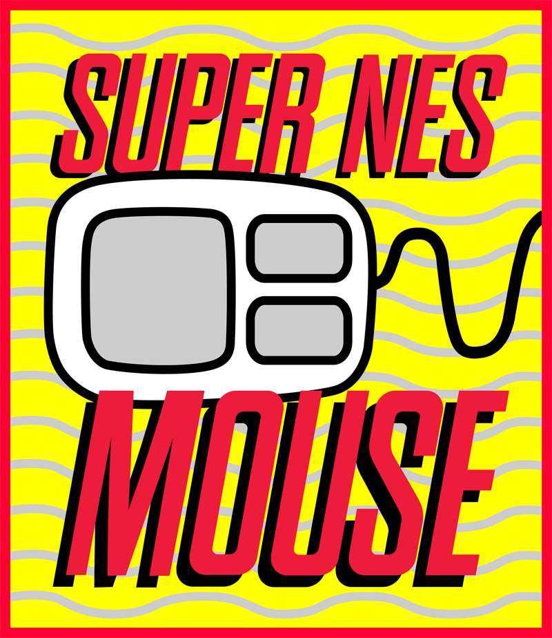SNES mouse icon
