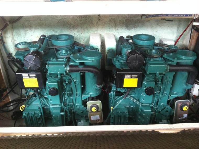 Motor Diesel Volvo Penta AD31P Second Hand 54664 INautia