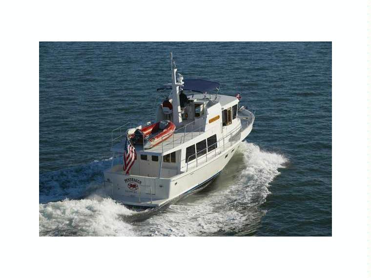 Boat Symbol 45 Fast Trawler INautia