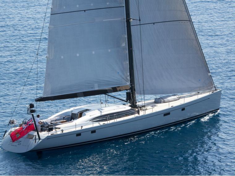 Shipman 80 In Majorca Cruisersracers Used 66675 INautia