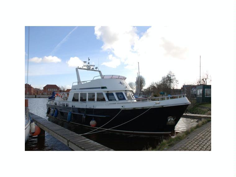 Veha Steel Trawler 15m In Germany Motor Yachts Used