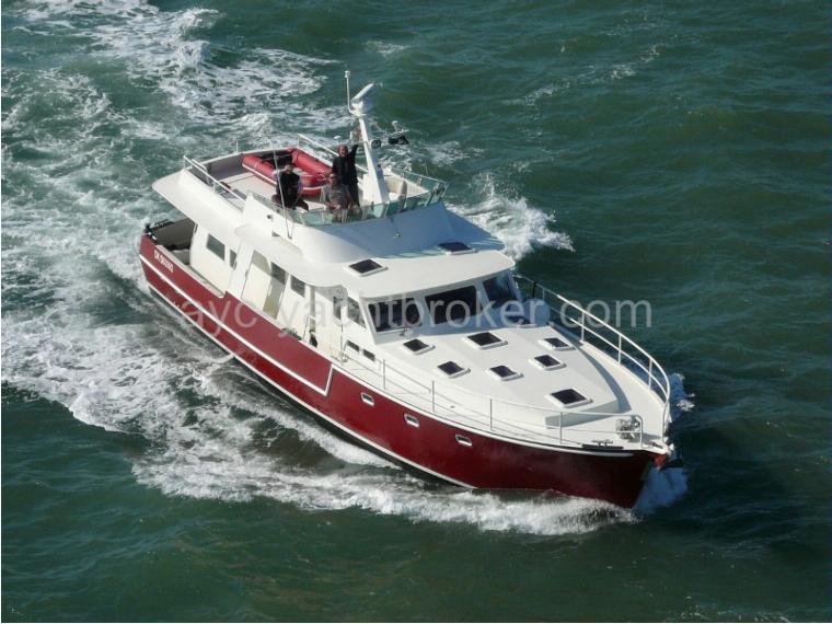 TRAWLER LONG RANGE 18M For Sale In Var Power Boats Used
