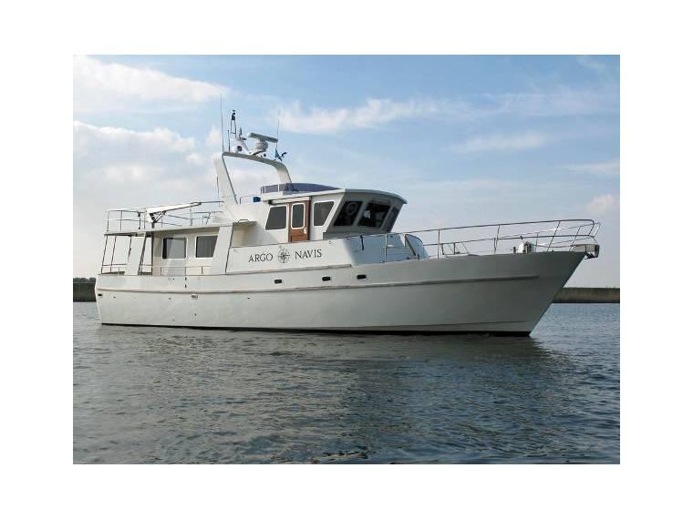 Moody Trawler 50 Stabilizers In Netherlands Motoryacht
