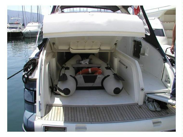 Princess V42 In Liguria Open Boats Used 49565 INautia