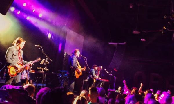 Josh Garrels & John Mark McMillan -- The Revelators Tour