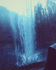 Beautiful Silver Falls - 5