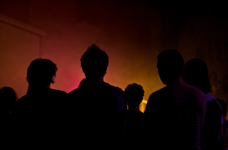 Silhouettes - Garage Hymnal Launch