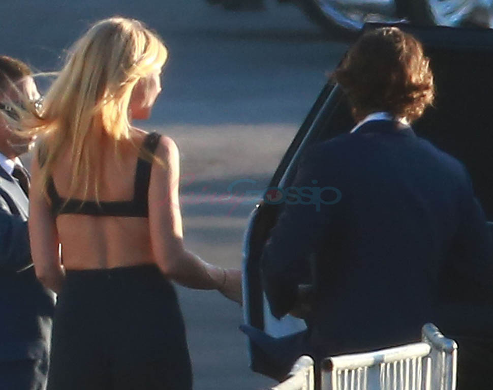 First Photos Of Gwyneth Paltrow With Brad Falchuk Together