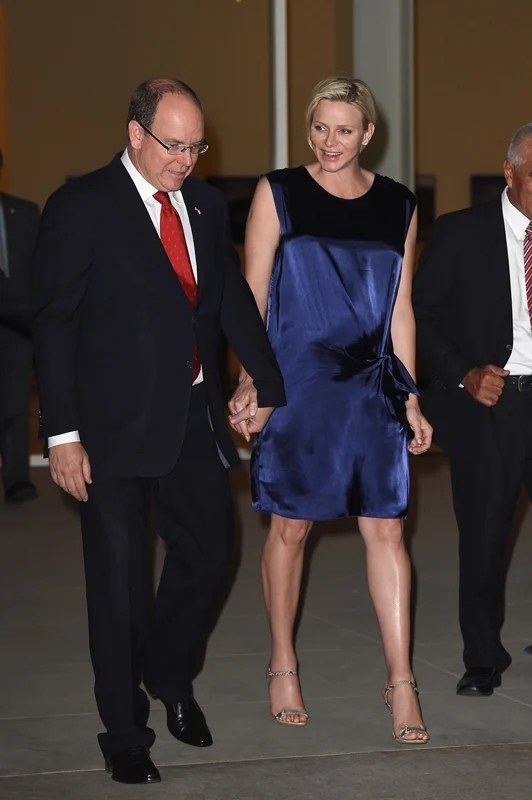 Princess Charlene Called Prince Albert Twice About Twin