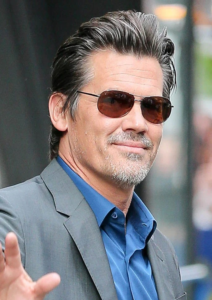 Josh Brolin Is Happy And Healthy Promoting Sin City A