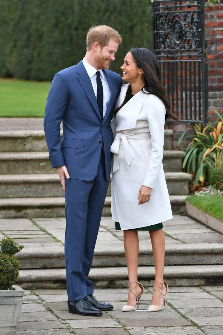 Meghan Markle And Prince Harry Attend Official Engagement