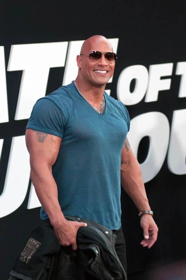 Vin Diesel and The Rock's Boy Sh-t at New York Fast 8 ...