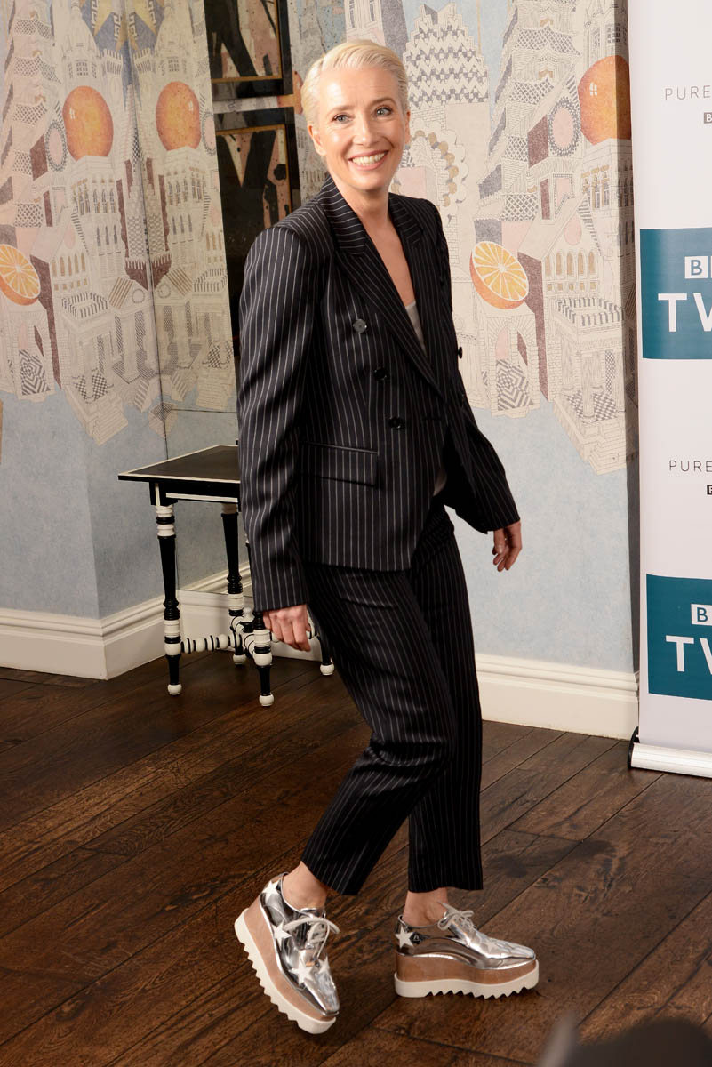 Emma Thompson The Outfit Of The Week Lainey Gossip Lifestyle