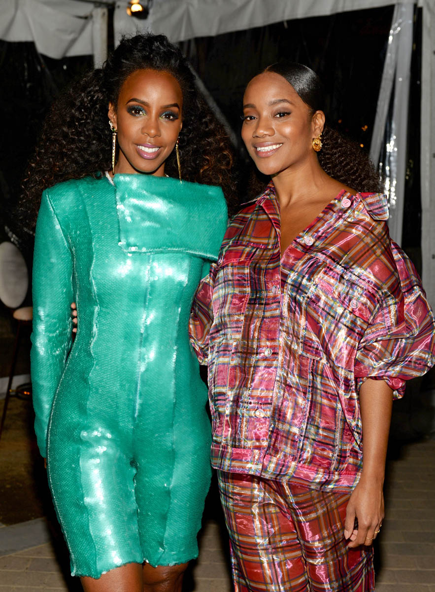 Kelly Rowland S Outfit Of The Week Lainey Gossip Lifestyle