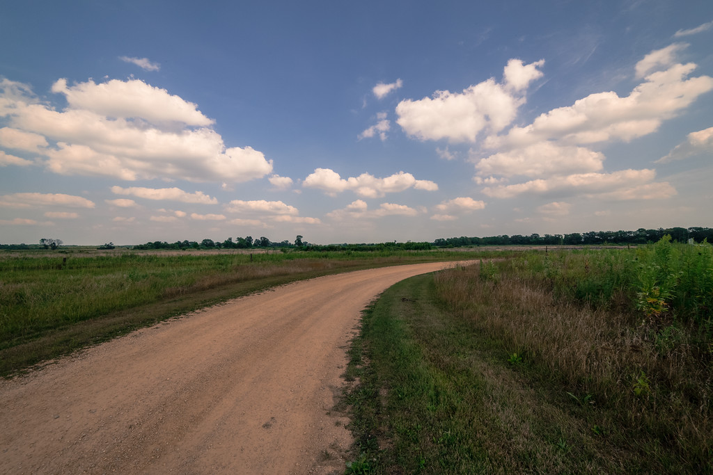 August Prairie, Amboy, Illinois