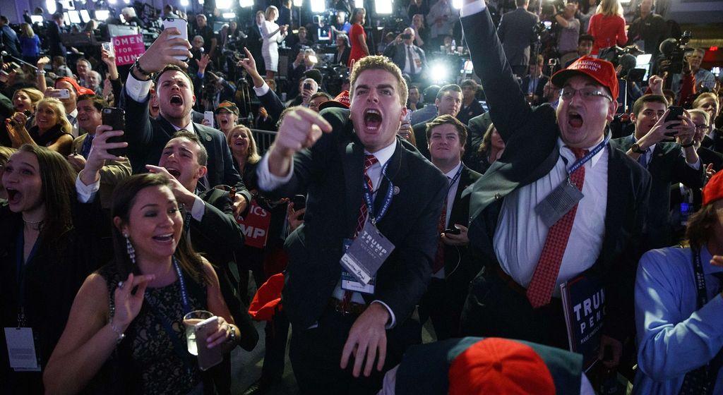 EN DIRECT - Elections américaines : Donald Trump élu président des Etats-Unis, annonce l'agence AP
