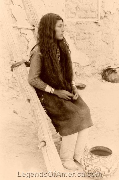 American People Northeast Native