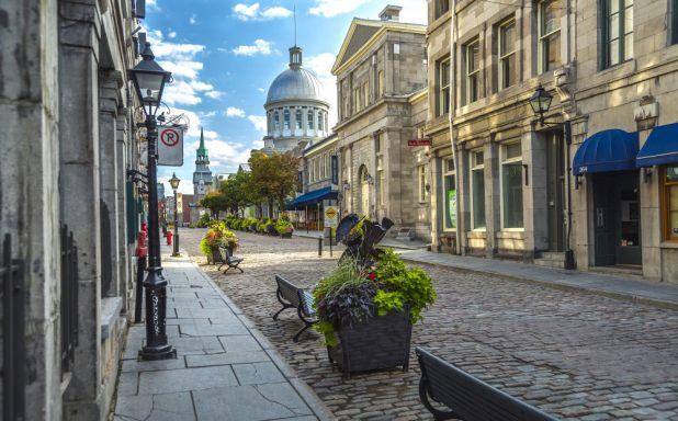 Montreal'de gezilecek yerler