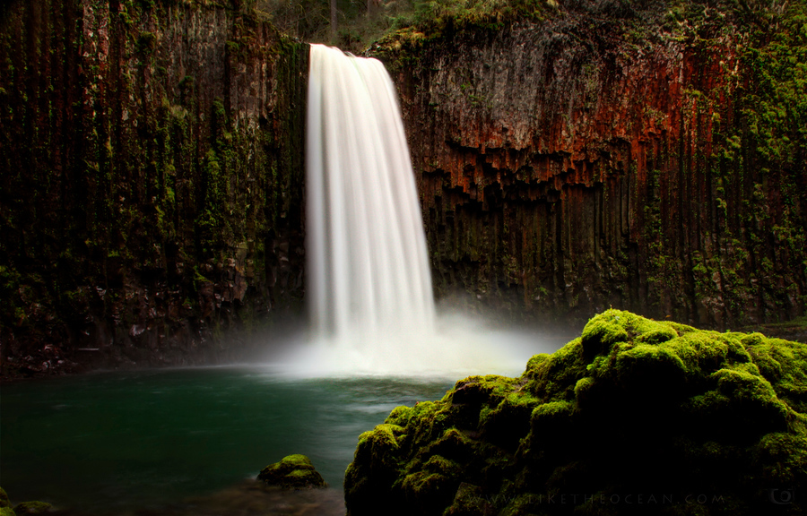 Covert Gem of Oregon – Abiqua Falls (1/2)