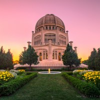 Baha'i Temple of worship