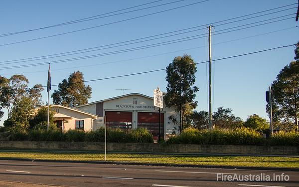 FRNSW 63 Blacktown Fire Station