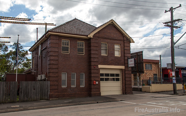 FRNSW 55 Guildford Fire StationPhoto March 2013