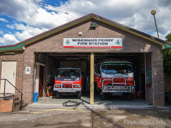 Wisemans Ferry RFB. The Hills DistrictSeptember 2013