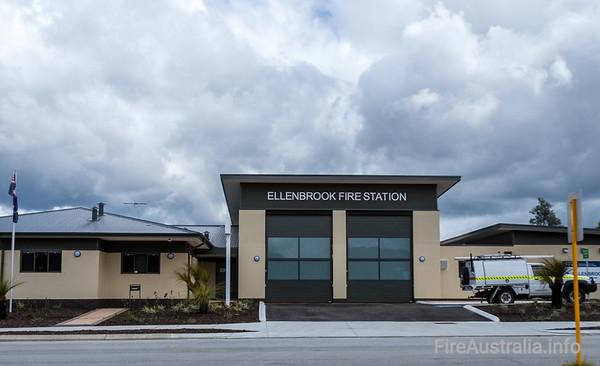 FRS Ellenbrook Fire StationAugust 2010
