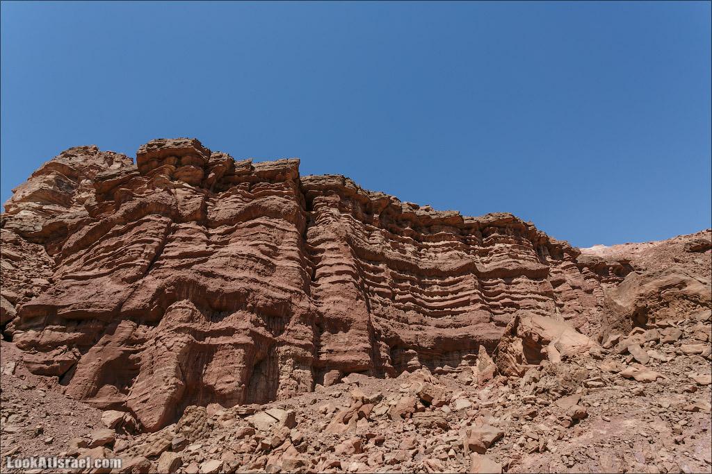 Скрытая долина в горах Эйлата | LookAtIsrael.com - Фото путешествия по Израилю