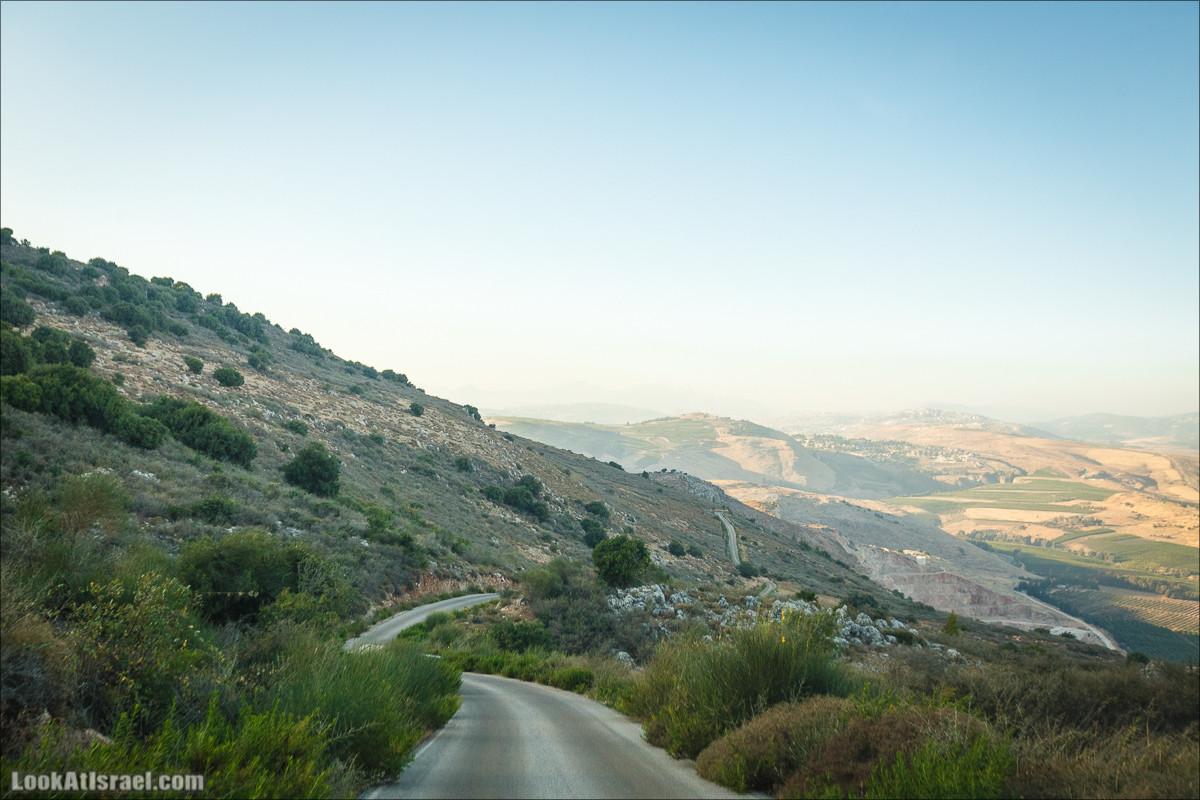 По кромке гор Нафтали