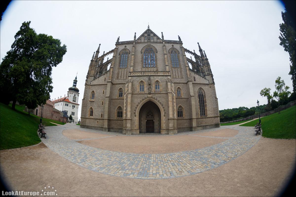Чехия. Подебрады и собор Варвары в Кутна Гора | LookAtIsrael.com - Фото путешествия по Израилю
