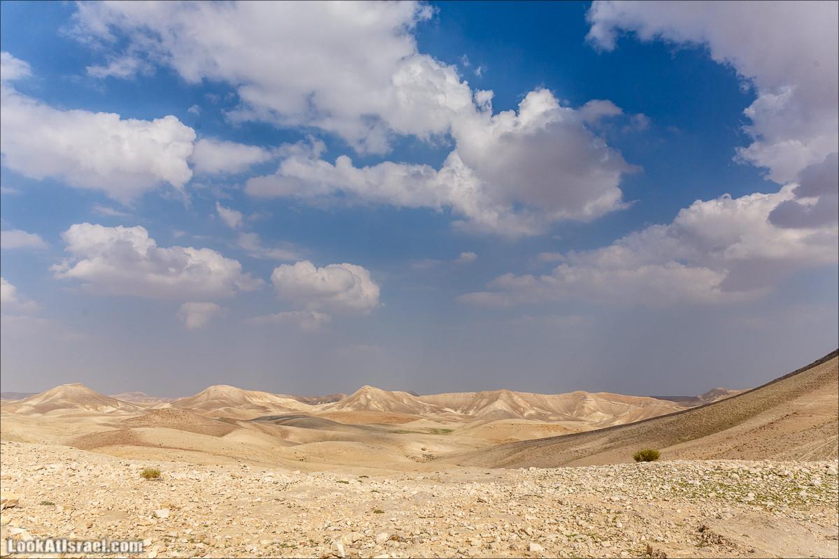 Путешествие 4x4 по мало посещаемым местам пустыни Негев | LookAtIsrael.com - Фото путешествия по Израилю