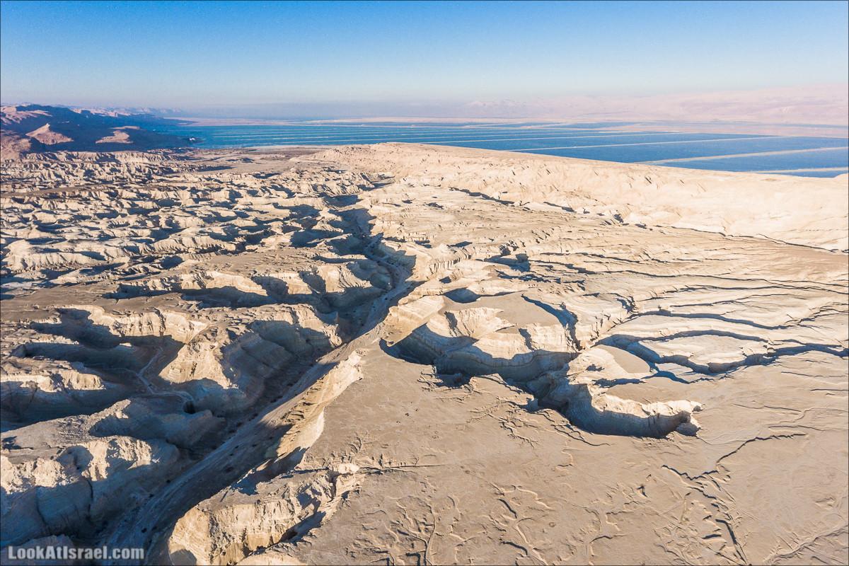 Нахаль Працим - Вид сверху | LookAtIsrael.com - Фото путешествия по Израилю