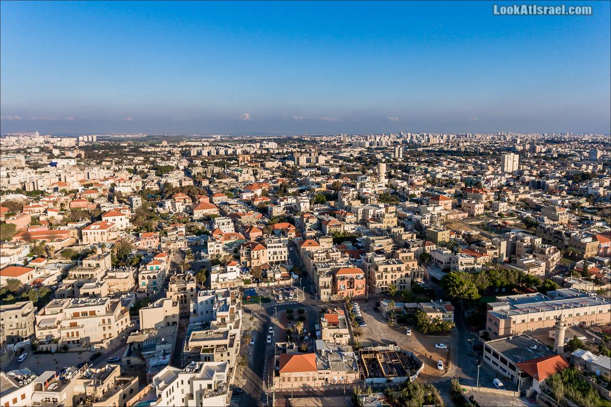Полет над Яффо | LookAtIsrael.com - Фото путешествия по Израилю