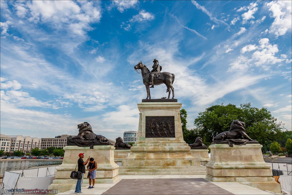 Вашингтон | LookAtAmerica.com - Большое Американское путешествие LookAtIsrael.com