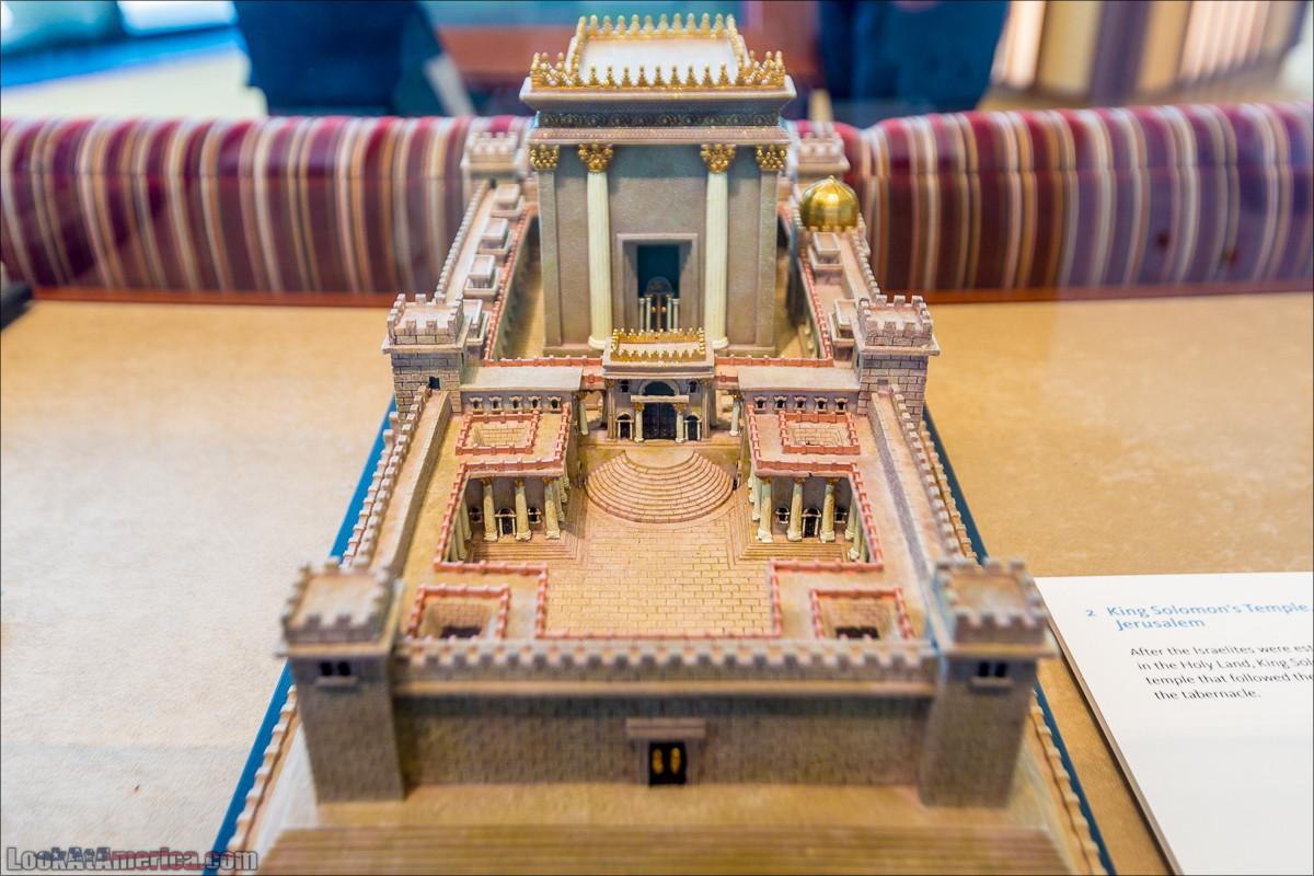 Мормоны и Вашингтонский кафедральный собор | LookAtAmerica.com - Большое Американское путешествие LookAtIsrael.com
