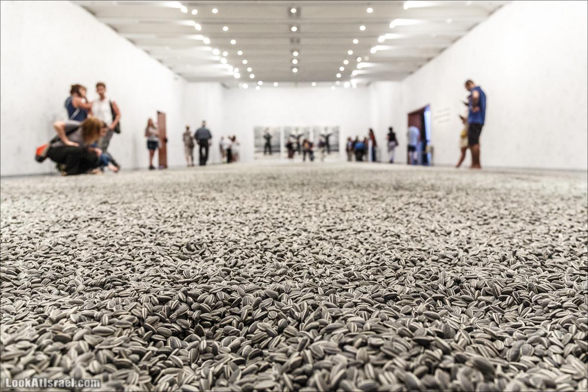 Выставка Ай Вейвея в музее Израиля | Ai Weiwei in Jerusalem | LookAtIsrael.com - Фото путешествия по Израилю
