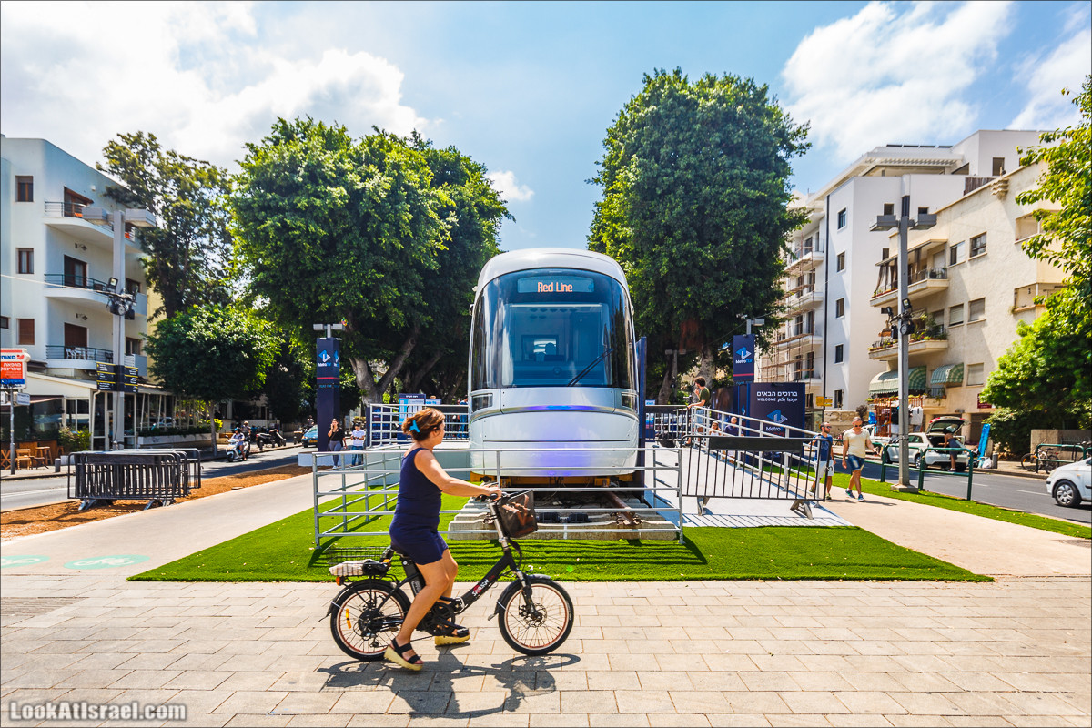 MetroTLV - Тель-Авив будущего уже здесь и сейчас