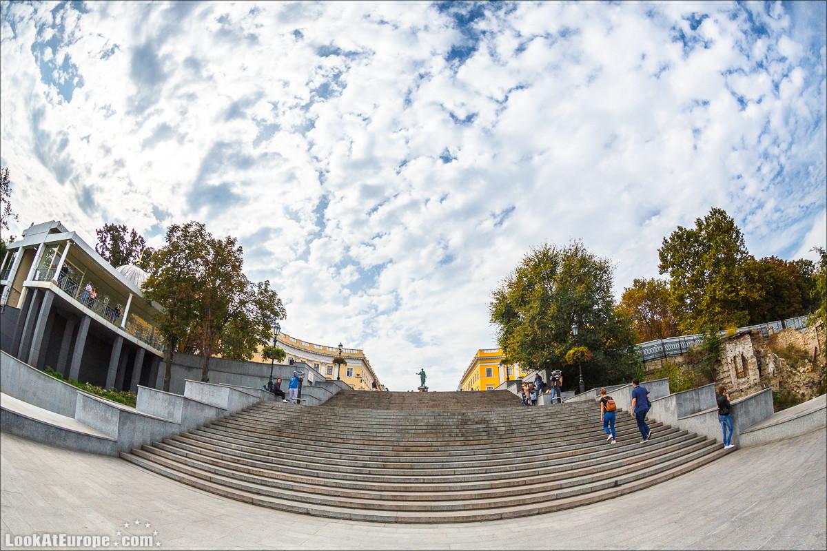 Прогулки по Одессе | LookAtIsrael.com - Фото путешествия по Израилю