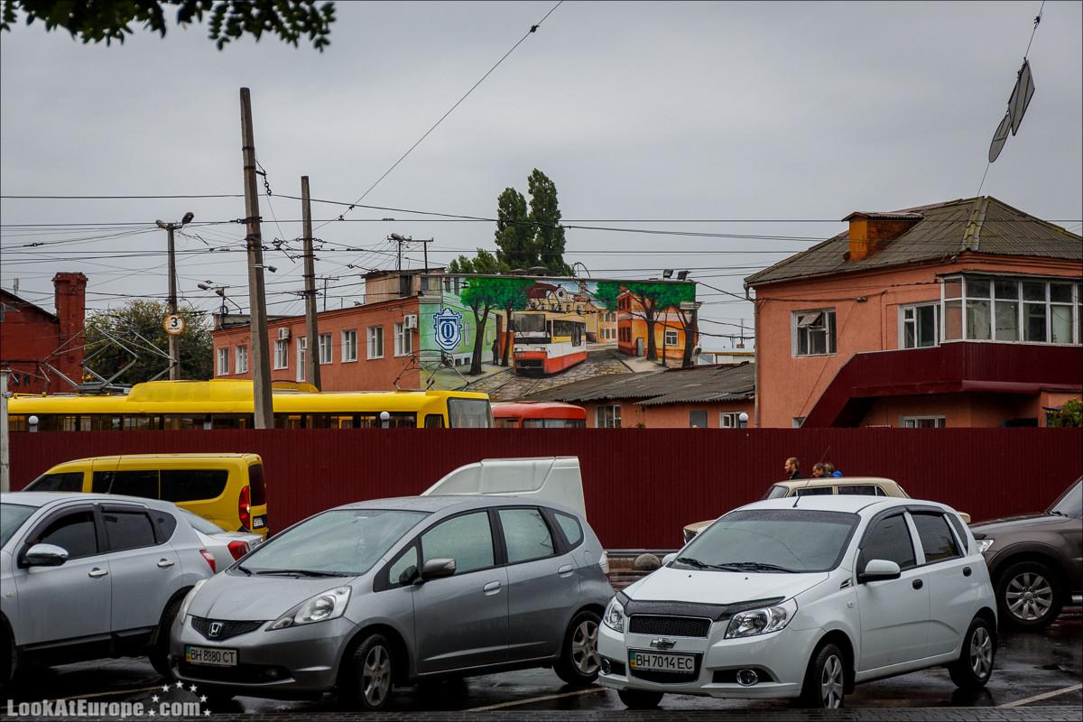 Привоз, обе Арнаутские и памятник Стиву Джобсу | LookAtIsrael.com - Фото путешествия по Израилю