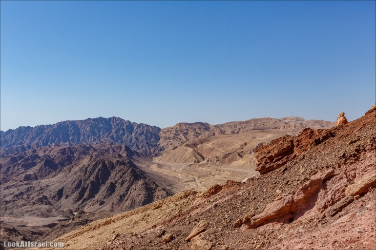 Затерянное ущелье и Нахаль Родед | LookAtIsrael.com - Фото путешествия по Израилю