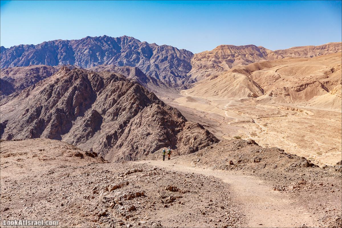 Затерянное ущелье и Нахаль Родед   LookAtIsrael.com - Фото путешествия по Израилю