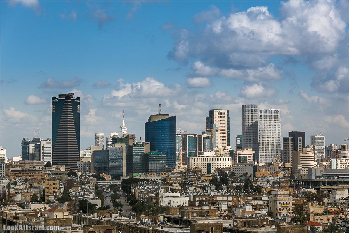 Случайные фотографии архитектуры Тель-Авива 25