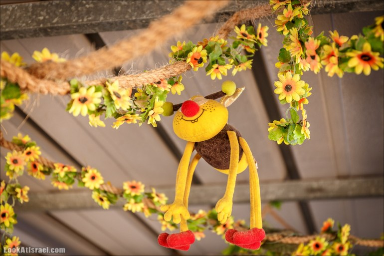 Дом мёда в Кадеш Барнеа | LookAtIsrael.com - Фото путешествия по Израилю